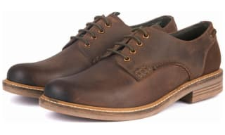 Barbour Derby Shoes
