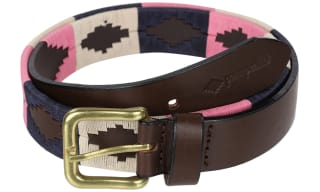 Argentine Polo Belts