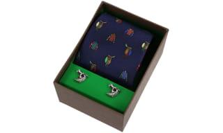Soprano Tie and Cufflink Giftsets