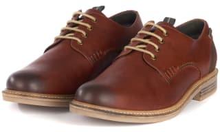 Barbour Derby Shoes