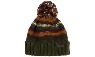 Barbour Beanie and Bobble Hats