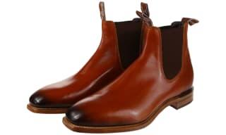 R.M. Williams Chinchilla Boots