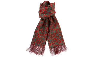 Silk Scarves and Neckerchiefs