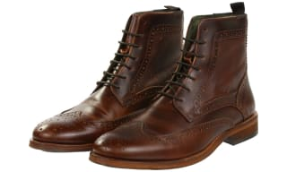 Barbour Brogue Boots