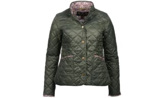Women's Barbour Liberty Collection