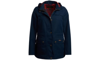 Barbour Exclusive Red Cardinal Tartan Collection