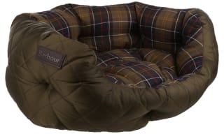 Barbour Dog Beds