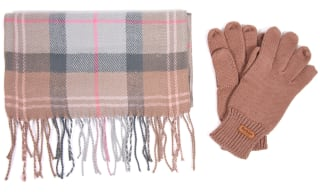 Barbour Scarf & Glove Sets