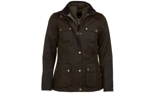Barbour Waxed Jackets
