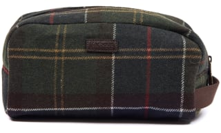 Barbour Toiletry and Cosmetic Bags