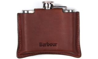 Barbour Hip Flasks