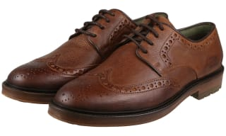 Barbour Brogues