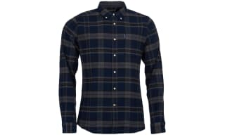 Men's Barbour Shirt Department