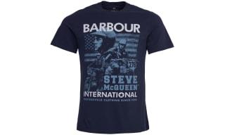 Steve McQueen T-Shirts