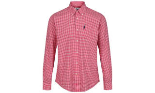Barbour Long Sleeve Shirts