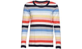Barbour Scoop Neck Sweaters
