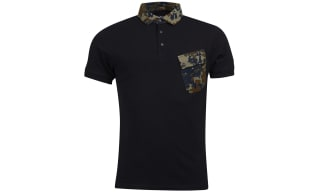 Print and Pattern Polo Shirts