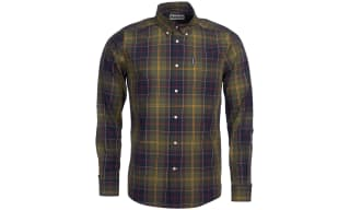 Barbour Tailored Fit Shirts