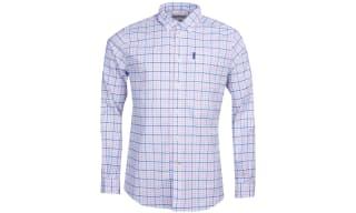 Men's Barbour Shirt Department