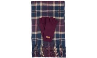 Barbour Scarf and Glove Sets