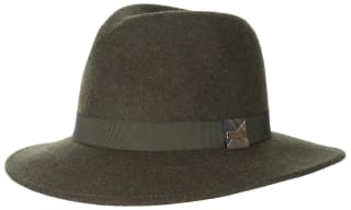 Barbour Trilby and Fedora Hats