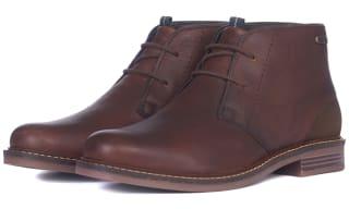 Desert and Chukka Boots