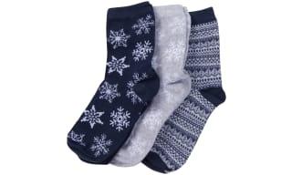 Barbour Kids Socks
