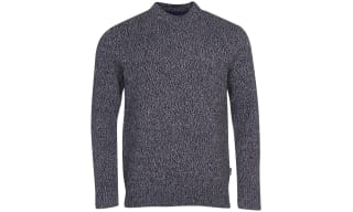 Roll and Shawl Neck Sweaters