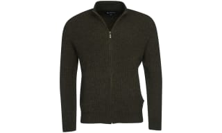 Barbour Zip Through Sweaters