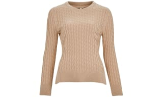 Barbour Cable Knit Sweaters