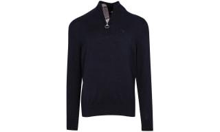 Barbour Zip-Neck Sweaters