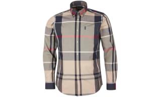 Barbour Tartan and Plaid Shirts