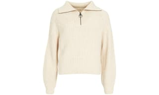 Button Neck Sweaters