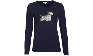 Barbour Long Sleeve T Shirts