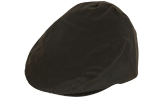 Waxed Cotton Caps