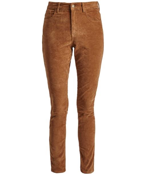 Women's Barbour Darwen Trousers - Sandstone