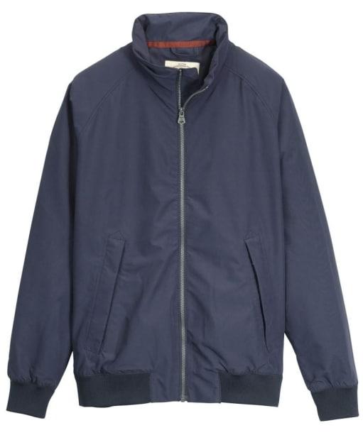 Men's Aigle Seacoast Waterproof Jacket  - Dark Navy