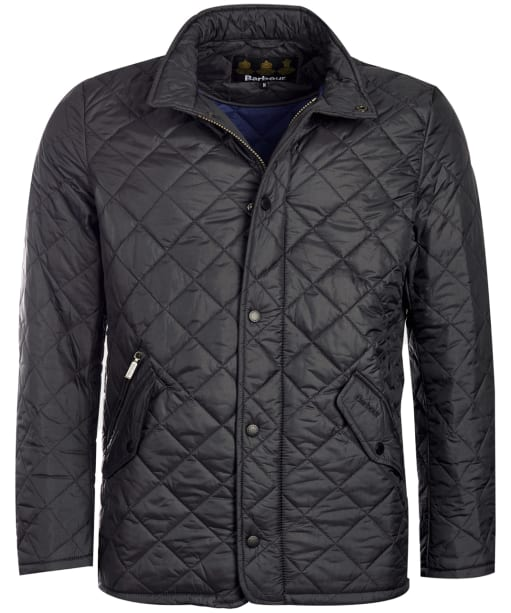 Barbour Flyweight Chelsea Jacket- Black