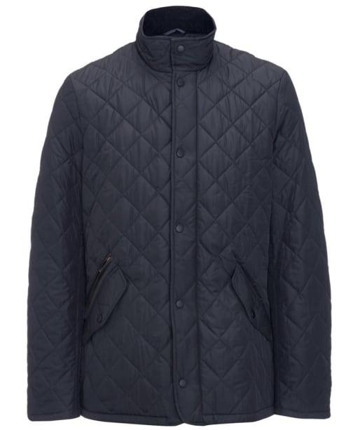 Barbour Chelsea Sportsquilt Jacket- Navy