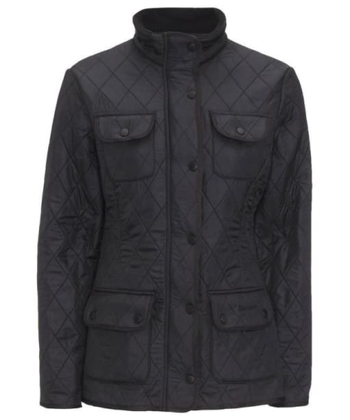 Barbour Utility Polarquilt - Black