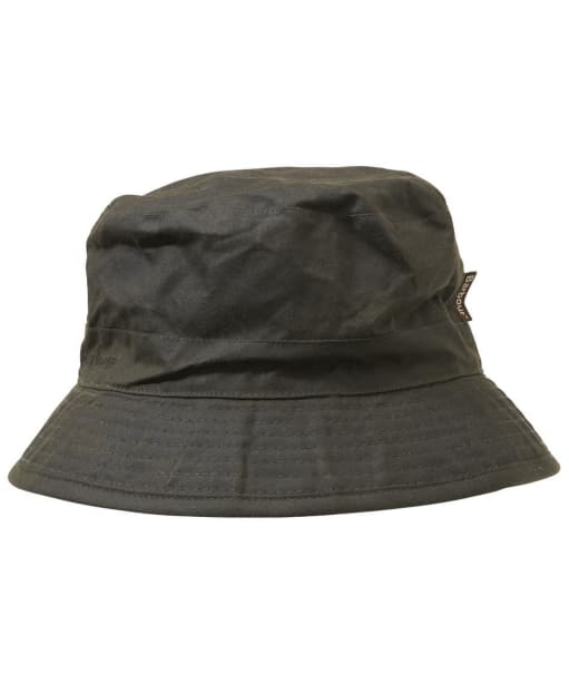 Barbour Wax Sports Hat- Olive