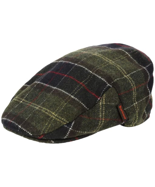 Barbour Classic Wool Tartan Cap- Classic Tartan
