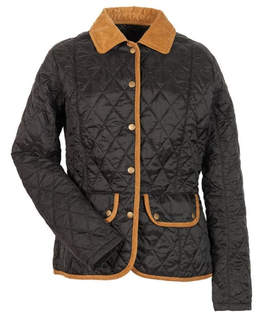 Barbour Ladies Vintage Quilted Jacket - Black