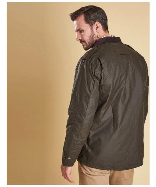 Men's Barbour Trooper Jacket - Olive