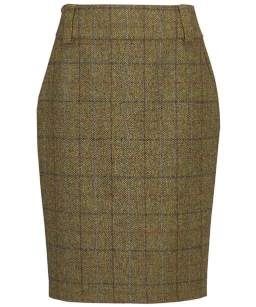 Barbour Clover Skirt - Olive