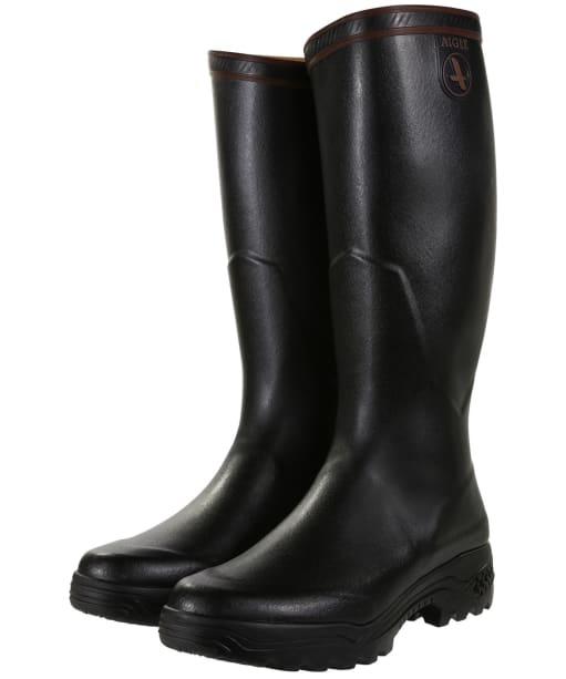 Aigle Parcour Wellington Boots - Black