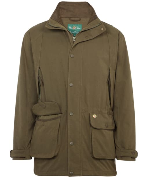 Mens Alan Paine Dunswell Waterproof Jacket - Olive