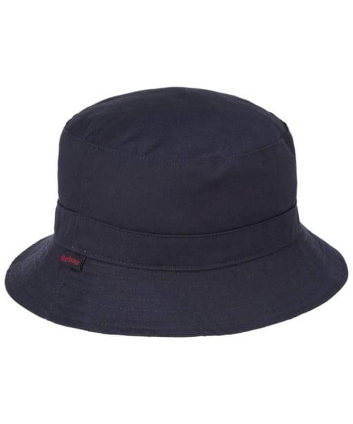 Men's Barbour Tattersall Reversible Hat - Navy / Tattersall