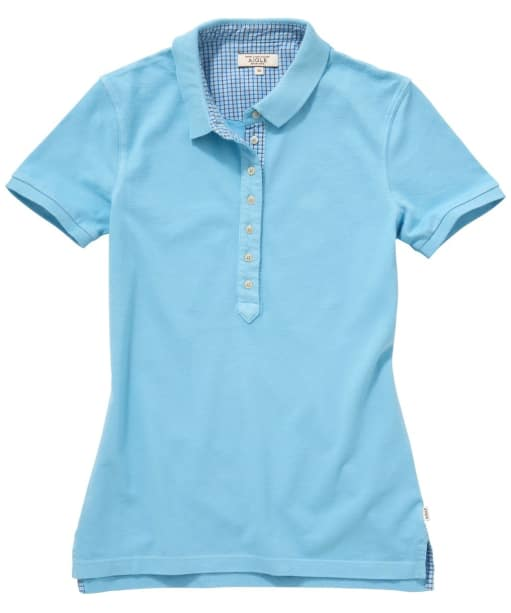 Aigle Retrotee Polo - Sky