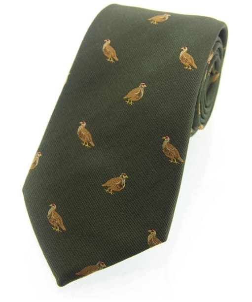 Soprano Grouse Tie - Green